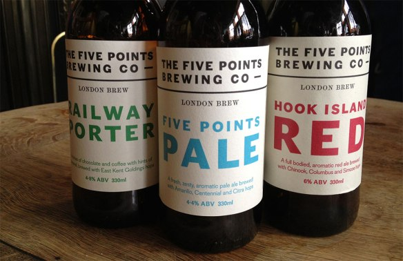 The Five Points Brewing Co.