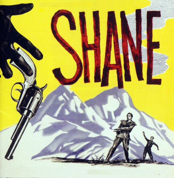 Album cover: Shane sountrack