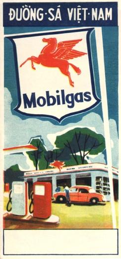 Mobilgas 1960 VietNam
