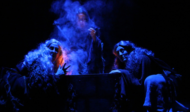 The hags of Macbeth